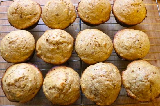 egg white protein muffins