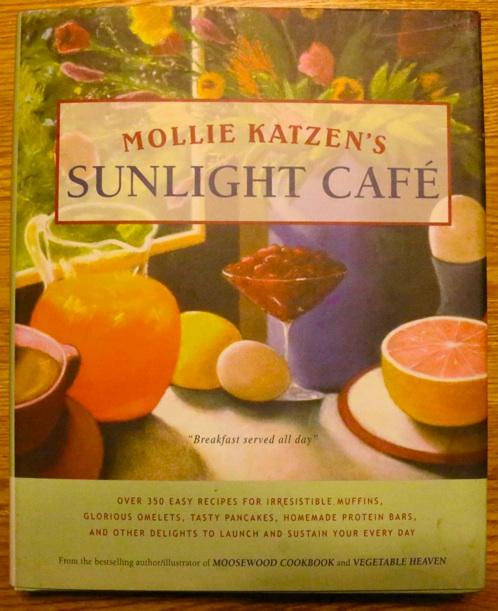 Sunlight Cafe cookbook