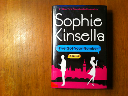 I've got your number book, ive got your number book