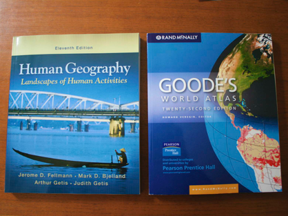 Goodes world atlas, Goode's world atlas