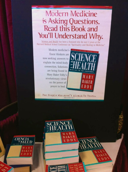 Science and Health Mary Baker Eddy