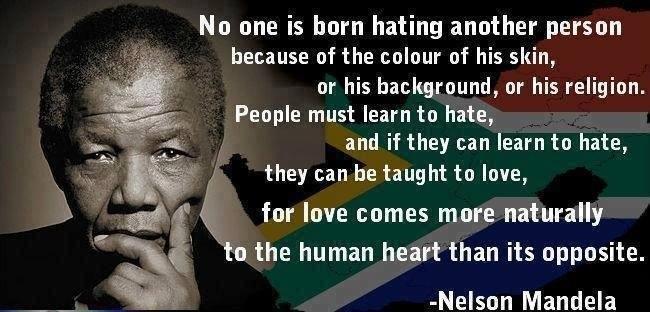 Nelson Mandela meme