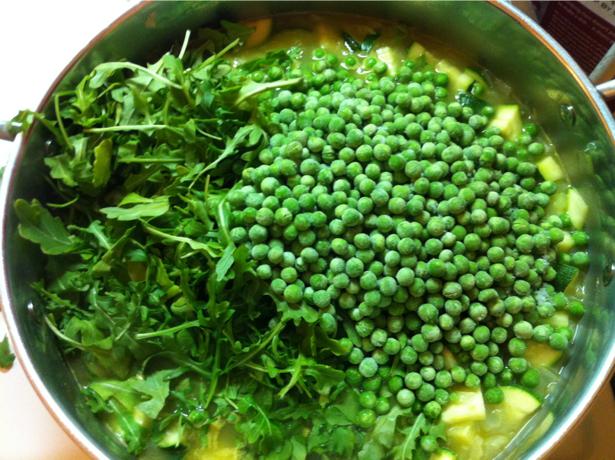 pesto soup,