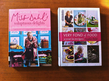 Sophie Dahl Cookbooks