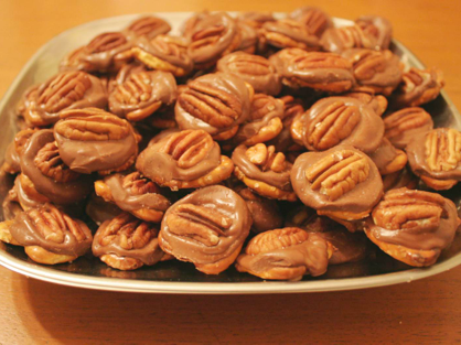 Rolo Pretzel Delights recipe