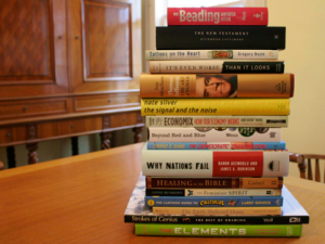 Gifts of Nonfiction We Received
