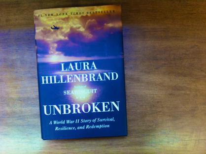 book review Unbroken, Unbroken book reviews