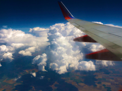 photos from a plane