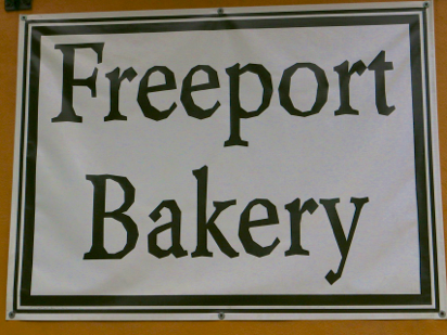 Sacramento bakery