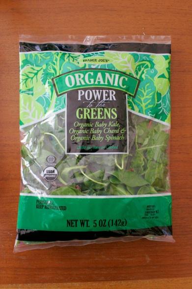 Power Greens recipe