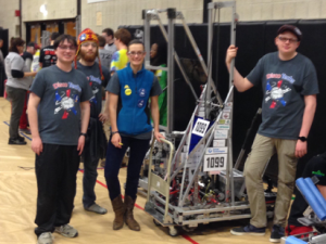 Qualified for New England Robotics Championships!