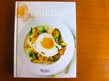 Breakfast cookbook review