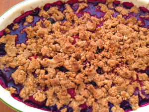 Recipe: Our Best Berry Cobbler