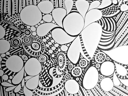 Artist Journal doodles