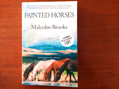 painted horses book review