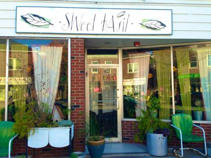 Sweet Basil restaurant