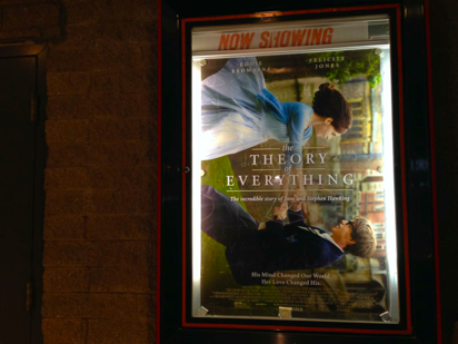 Theory of Everything movie review