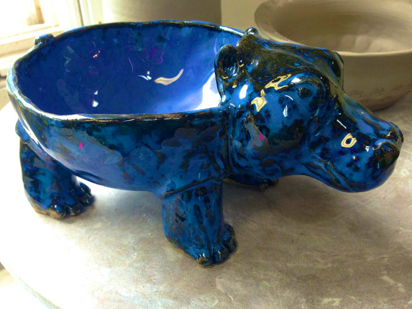 pottery casseroles