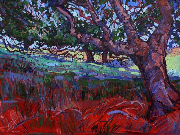 under-the-oaks-ii-erin-hanson