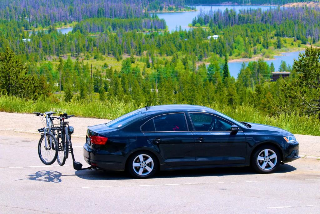 Photos driving through Colorado