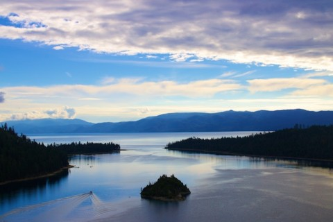 Lake Tahoe Emerald Bay