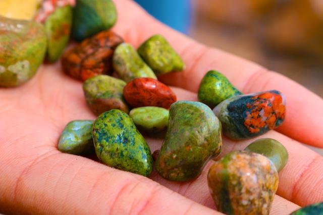 Rocks Northern Shore of Lake Superior