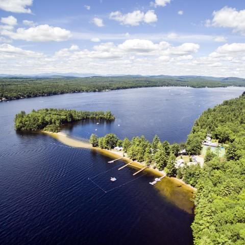 Camp Newfound in Maine