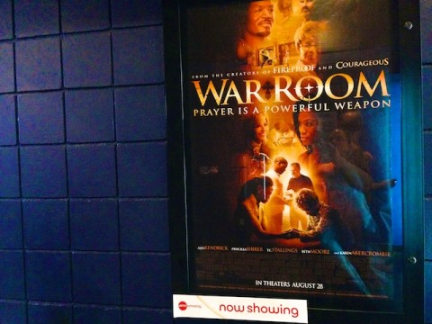 Movie Review War Room