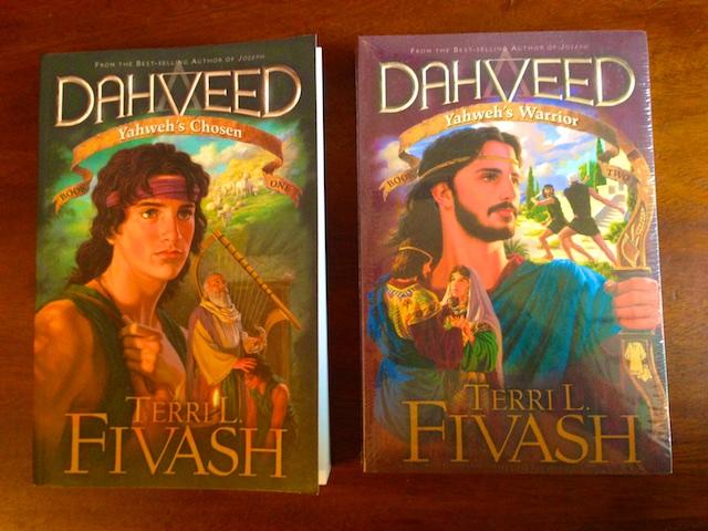 Dahveed book review