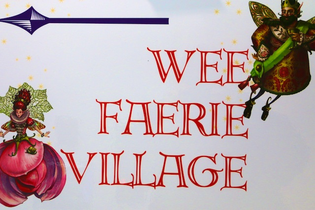Wee Faerie Village Photos