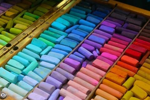 Richard McKinley workshop, Pastel class notes, Richard McKinley's pastel Workshop, How to paint in Pastel