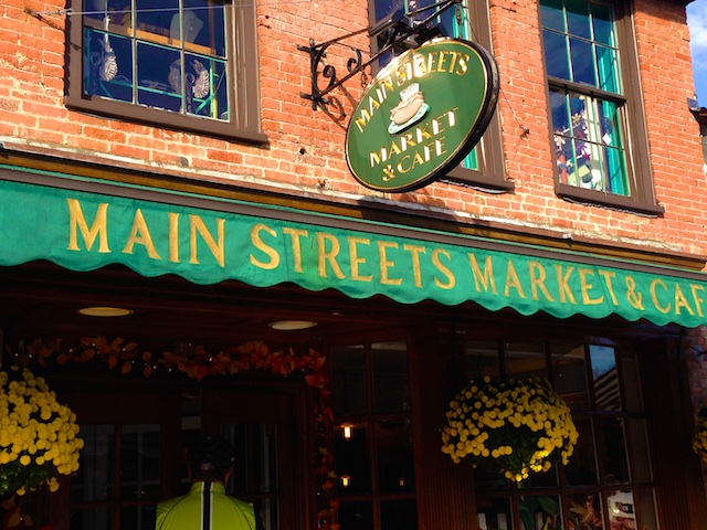 review Main Street Market and Cafe