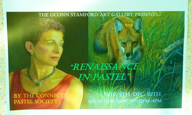 Connecticut Pastel Society Renaissance Show