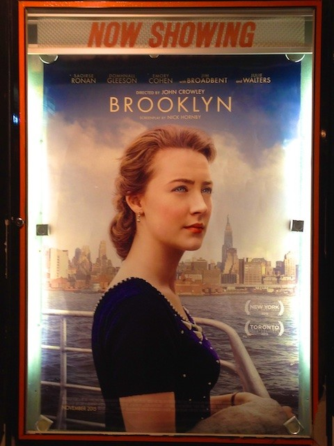 movie review Brooklyn