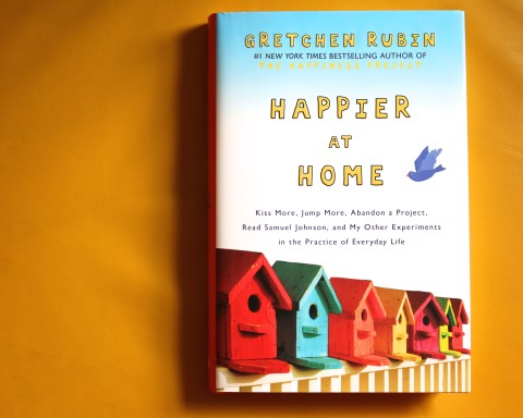 Happier at Home book review