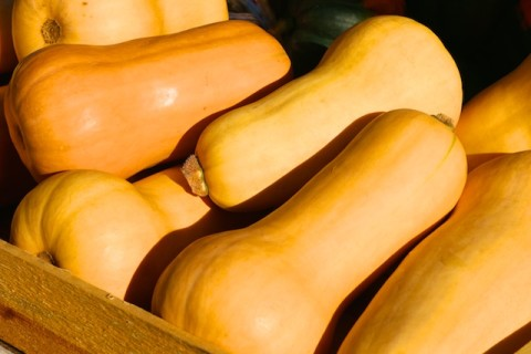 How to cut butternut squash, easy way to cut butternut squash