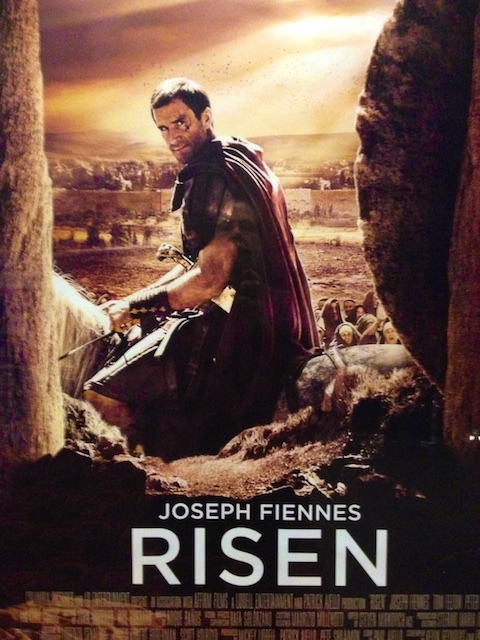 Movie Review Risen