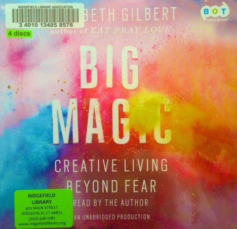 Book review: Big Magic