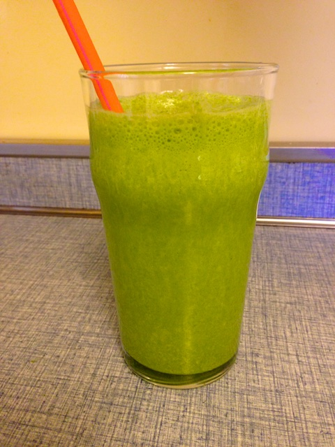 Great Green Smoothie recipe