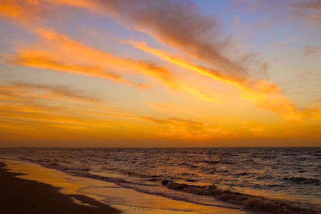 sunrise beach photos
