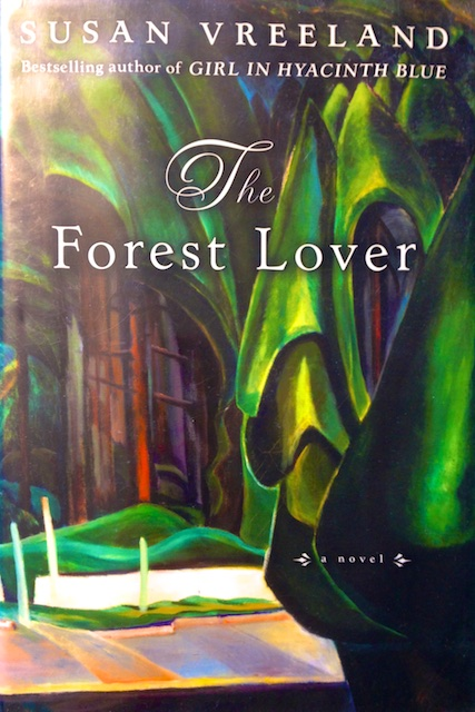 Book review of the Forest Lover