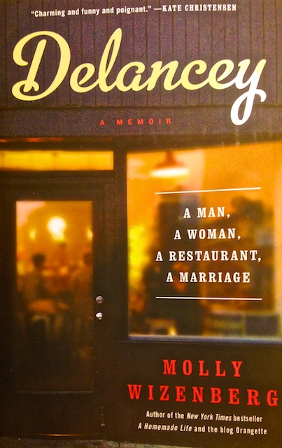 Book Review Delancy