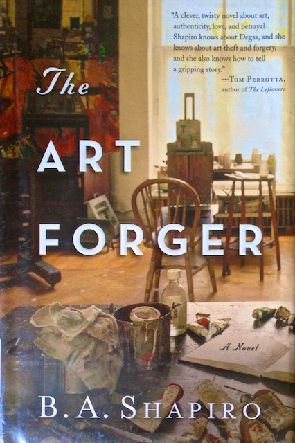 Art Forger Book Review