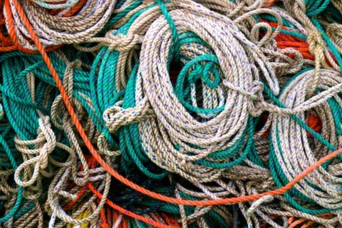ropes in Maine
