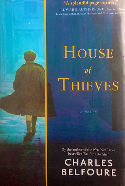 Book Review House of Thieves