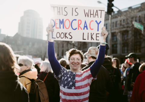 Women's March 1/21/17 in Photos