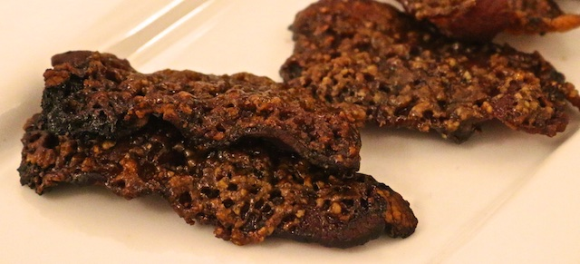 caramelized bacon recipe