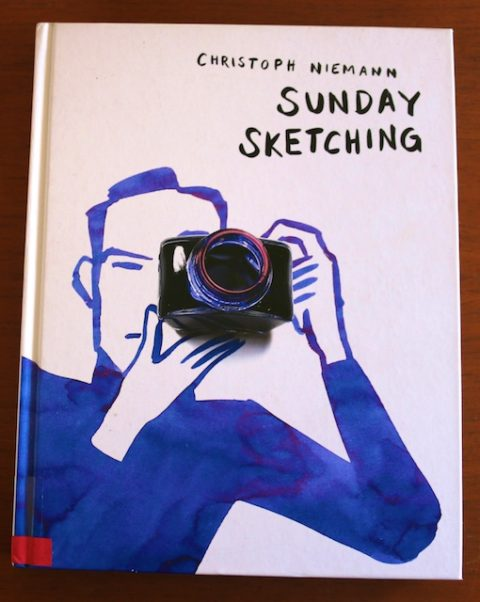 Sunday sketching book review