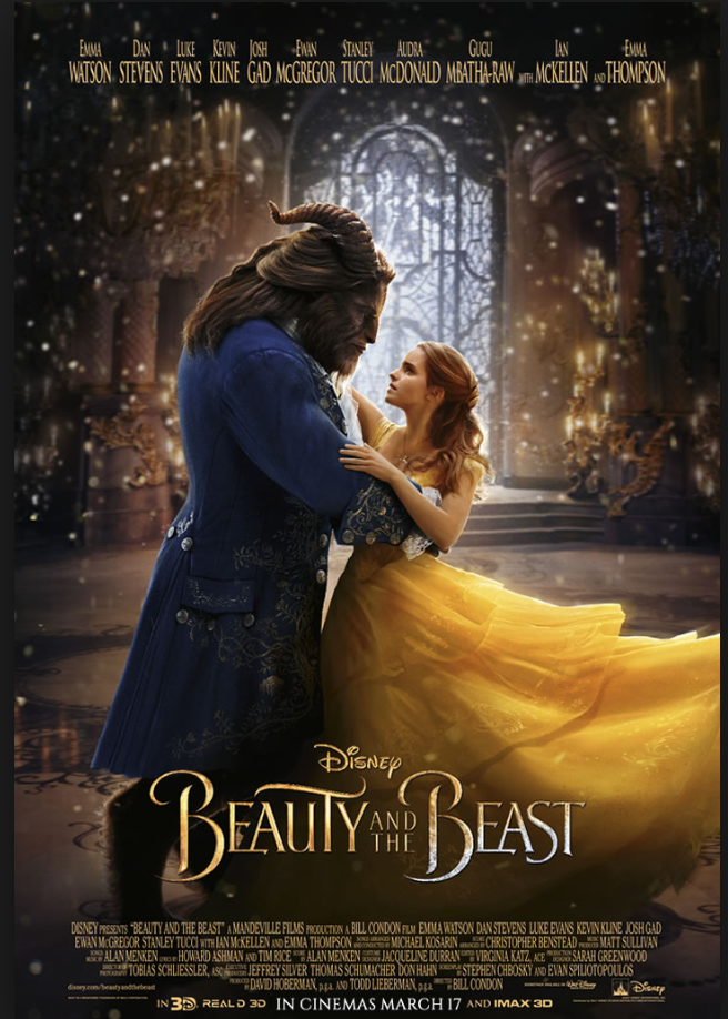 Beauty and the Beast (Movie Review)