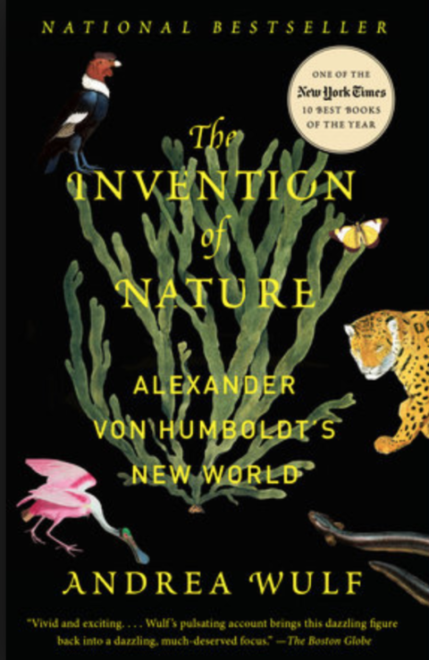 invention of nature book review
